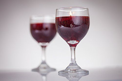 Merlot Glass Candle * Continue to the product at the image link.