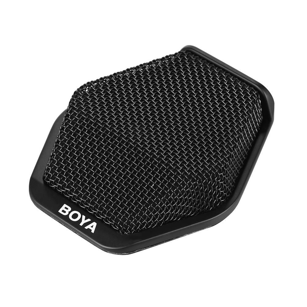 Us 67 21 Boya By Mc2 Super Cardioid Condenser Conference Microphone With 3 5mm Audio Jack 5v Usb Interface Photography Camera Acc From Electronics On Banggoo
