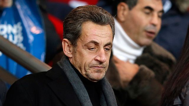 Sarkozy: After synagogue massacre, 'No' to Palestinian recognition