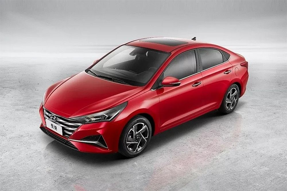 El Hyundai Verna 2020 Nos Acerca Al Facelift Del Accent 2021 With