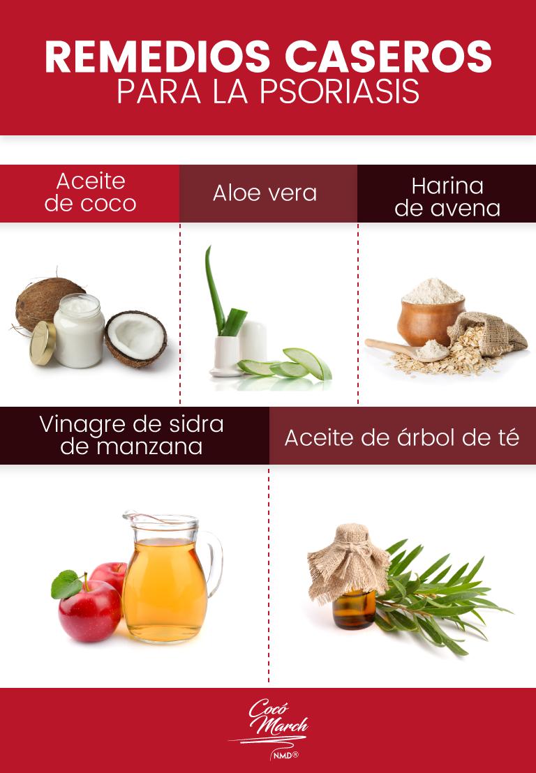 medicina natural para eliminar la psoriasis