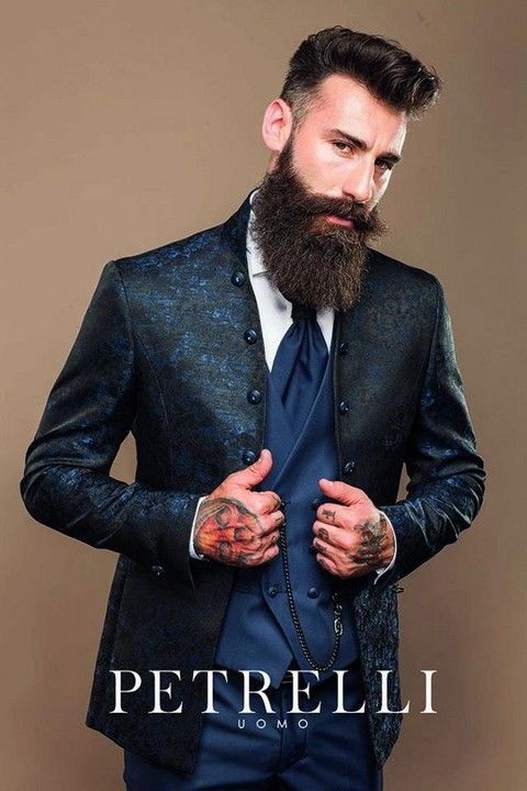 171899016d86 Luxusný pánsky svadobný oblek svadobný salon valery