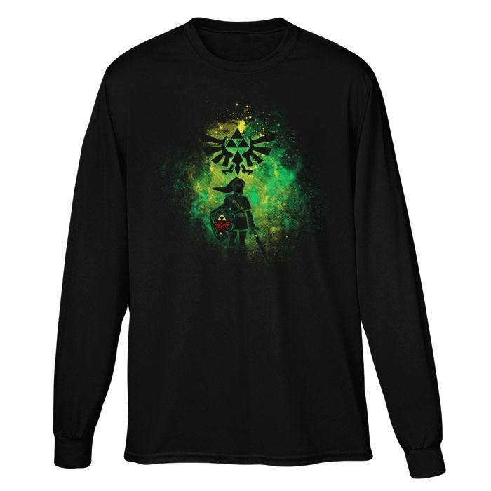 Hyrule Art - Long Sleeve T-Shirt (Unisex)