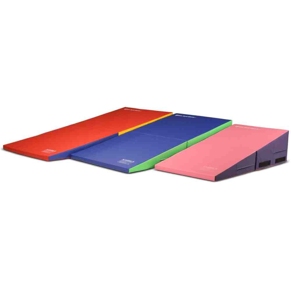 progressive mat background gymnastics folding reviews mats wedge cheese we incline sell