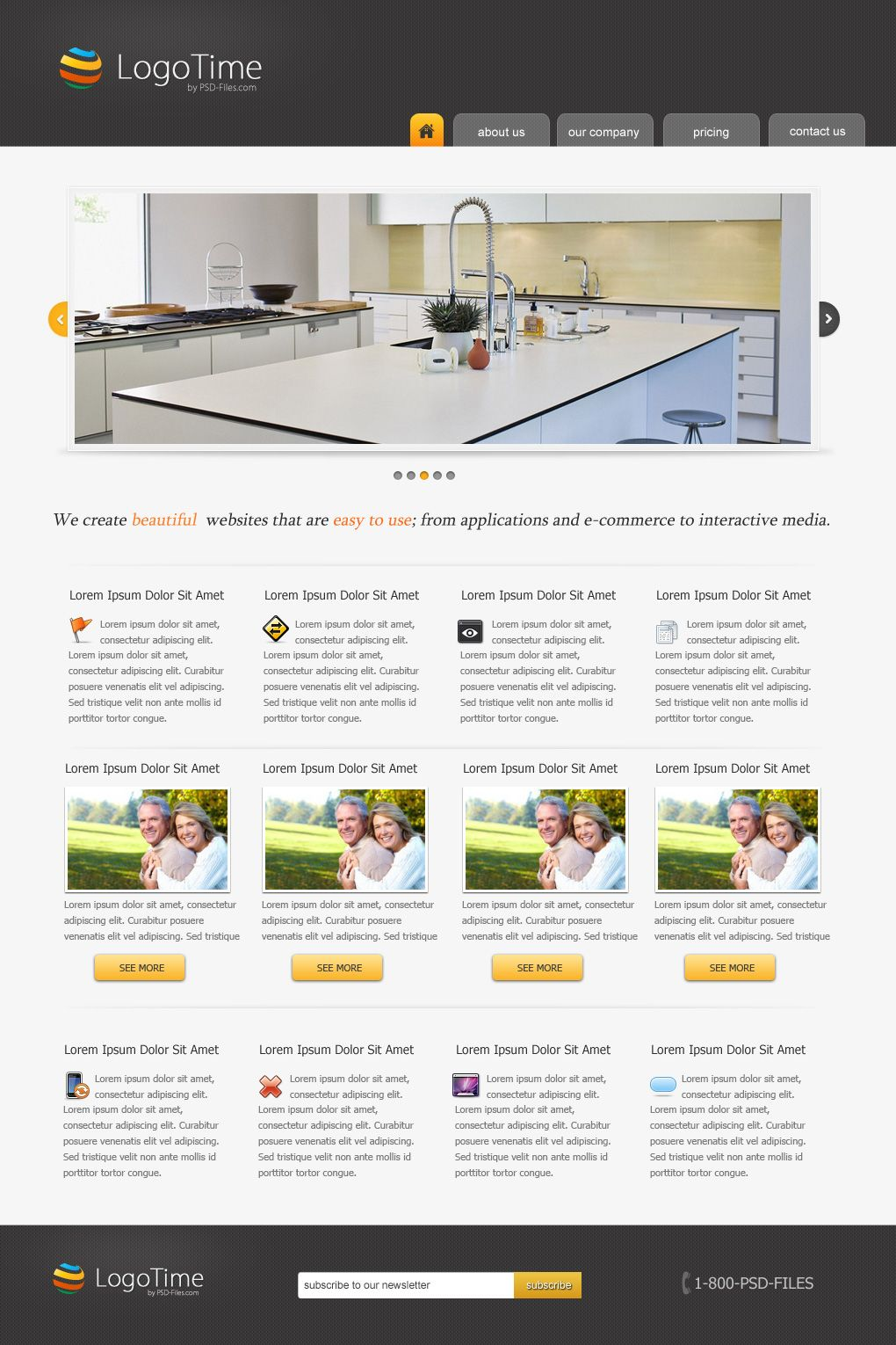 How to create a business web layout in photoshop tutorials how to create a business web layout in photoshop baditri Choice Image