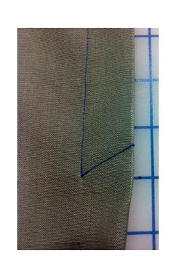 Stress-Free Pleats (create a stress-free pleat in fabric)