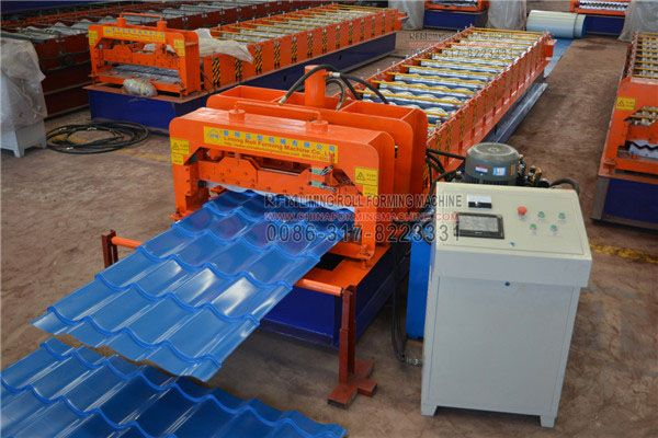 Multi Layer Color Steel Roofing Sheet Roll Forming Machine Can Produce 3 Different Type Roofing Sheets As Cus Roof Design Steel Roofing Modern Roofing