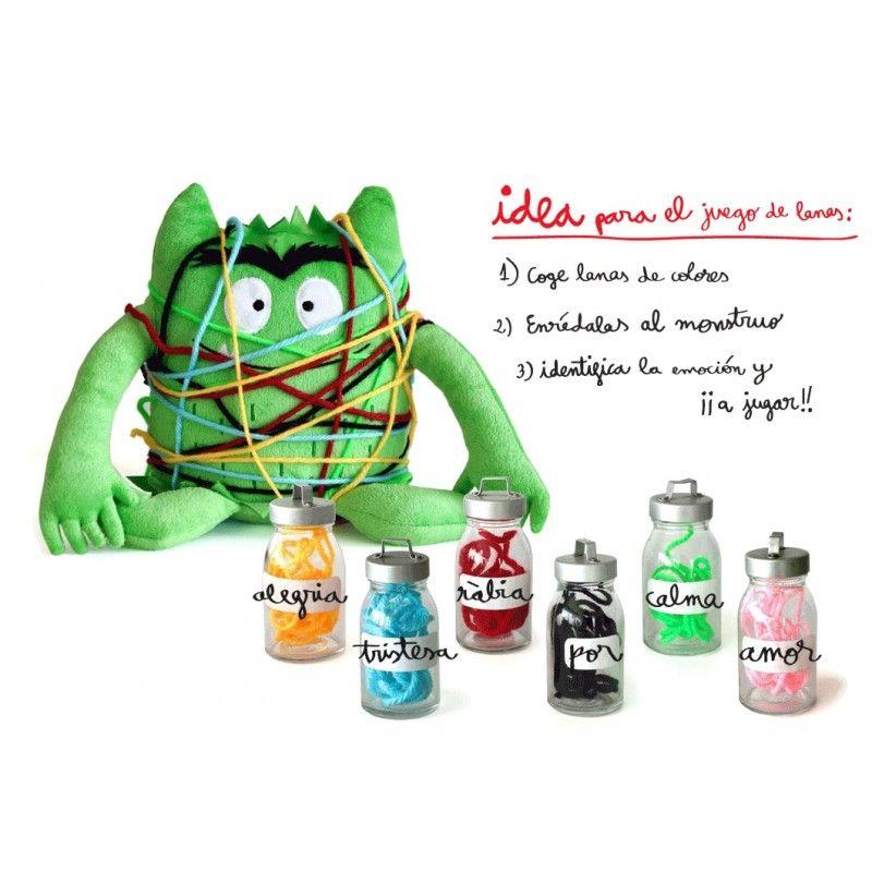 el monstruo de los colores - Buscar con Google | Monsters ...