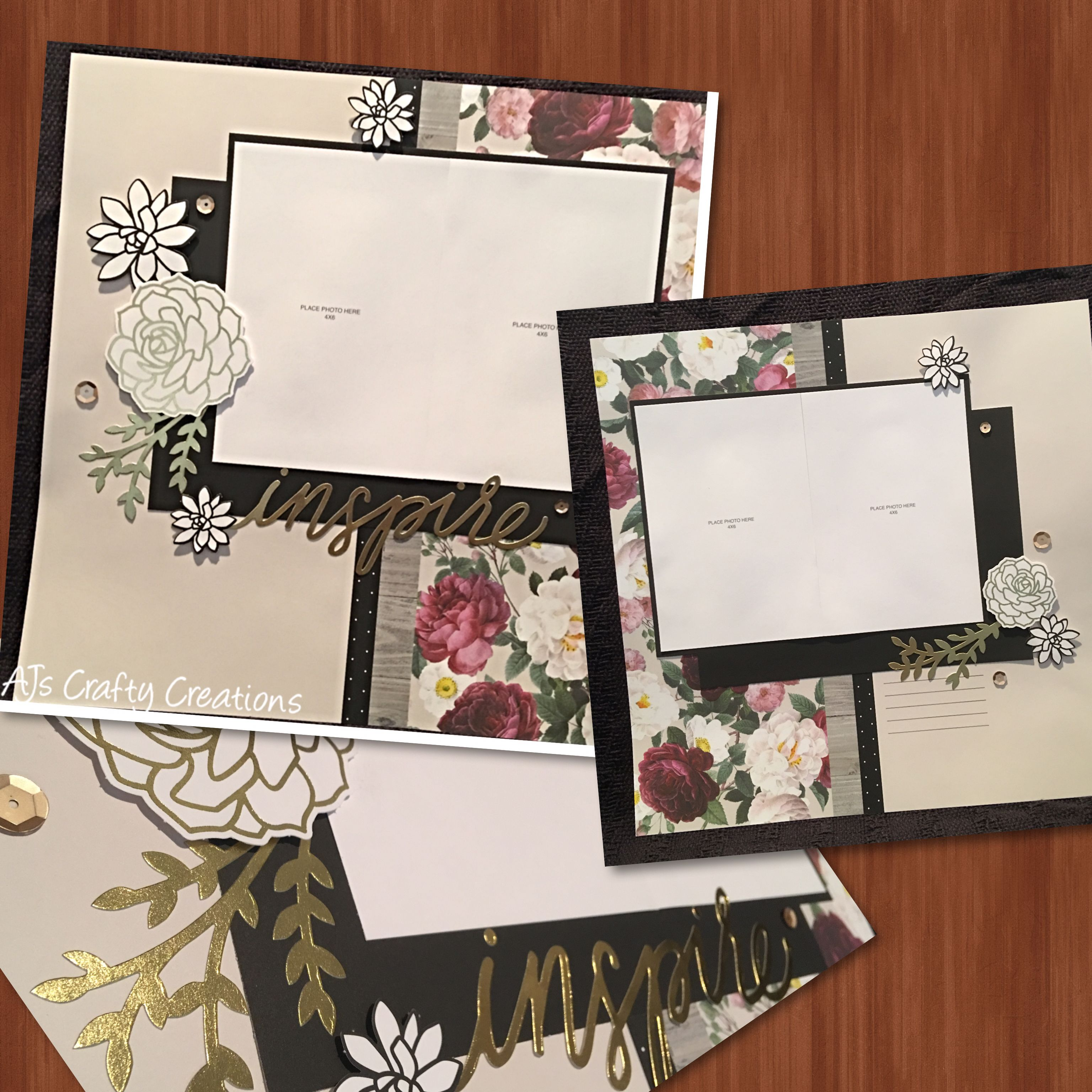 Ctmh Live Beautifully Cut Above Kit Double Page Layout 4 Ctmh Nsm