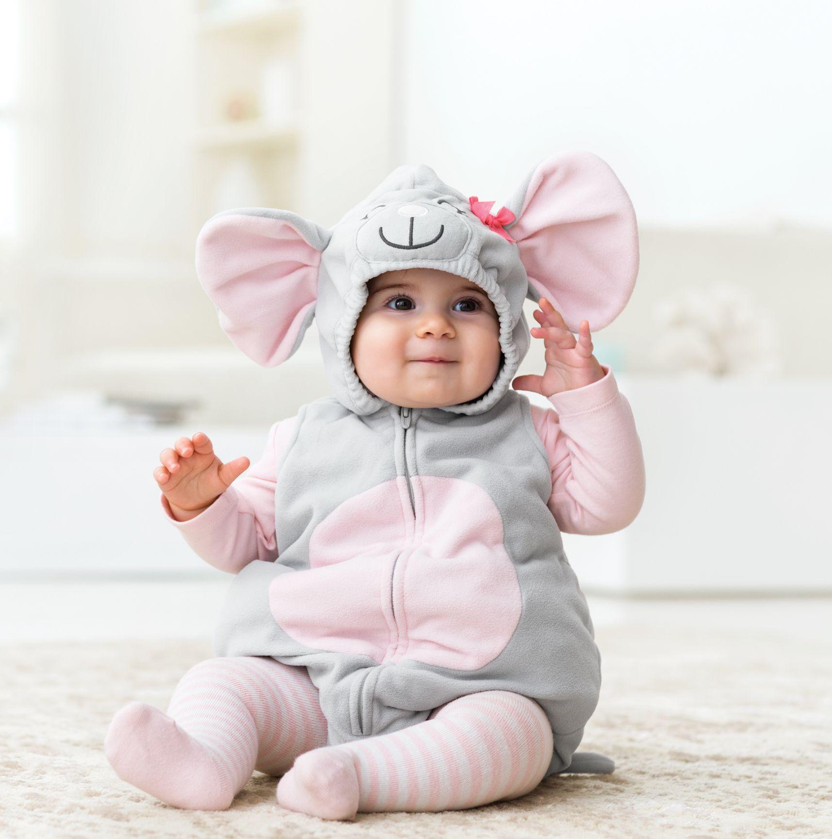 little elephant baby halloween costume #beallsflorida | kids dress