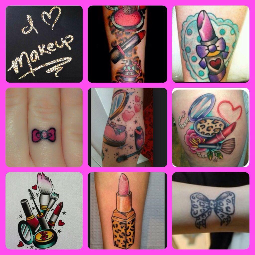 Makeup girly tattoos girly tattoos tattoos girly