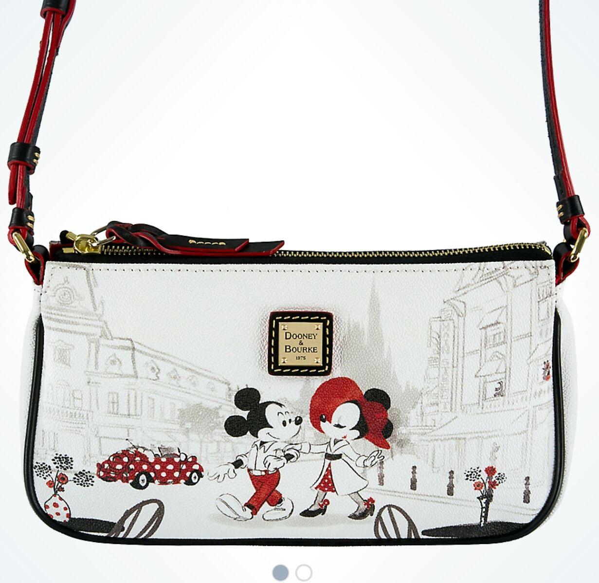 The Minnie Cafe Collection by Dooney and Bourke Has Arrived ...