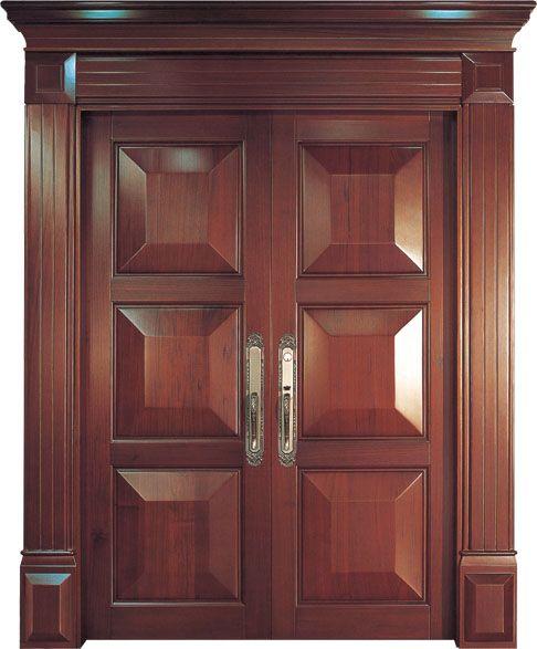 Carpinteriarquitectonica dise os pinterest puertas principales puertas y puertas de madera - Puertas principales de madera ...