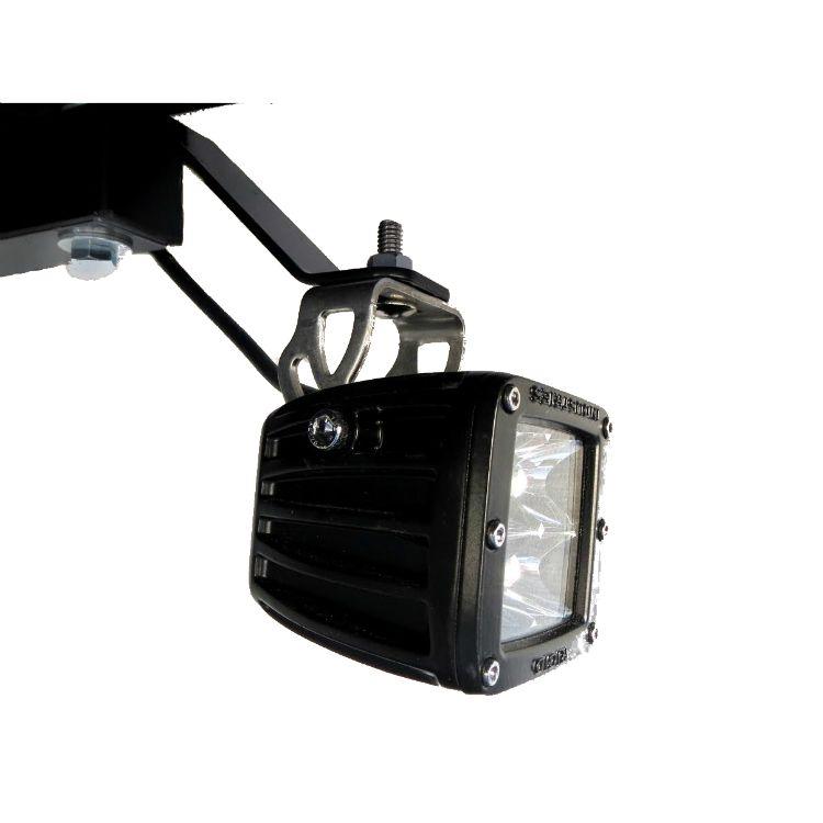 Pair Of Canopy Mounted Light Brackets Led Light Bar Mounts Led Light Bars Tractor Idea
