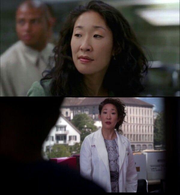 Cristina Yang de interna a deusa da cardio | Grey\'s Anatomy ...