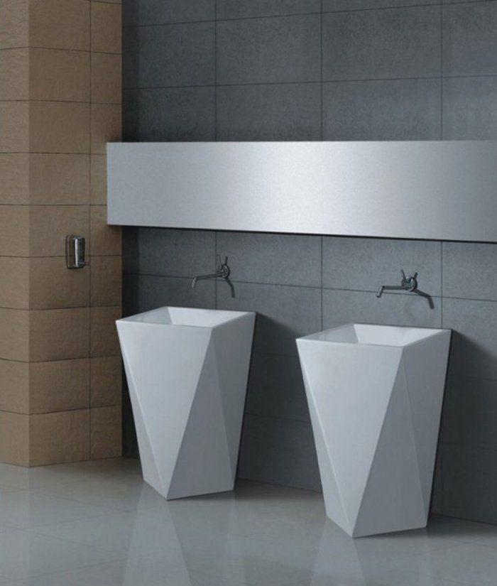 badezimmer gestalten designer waschbecken12 Badezimmer Ideen
