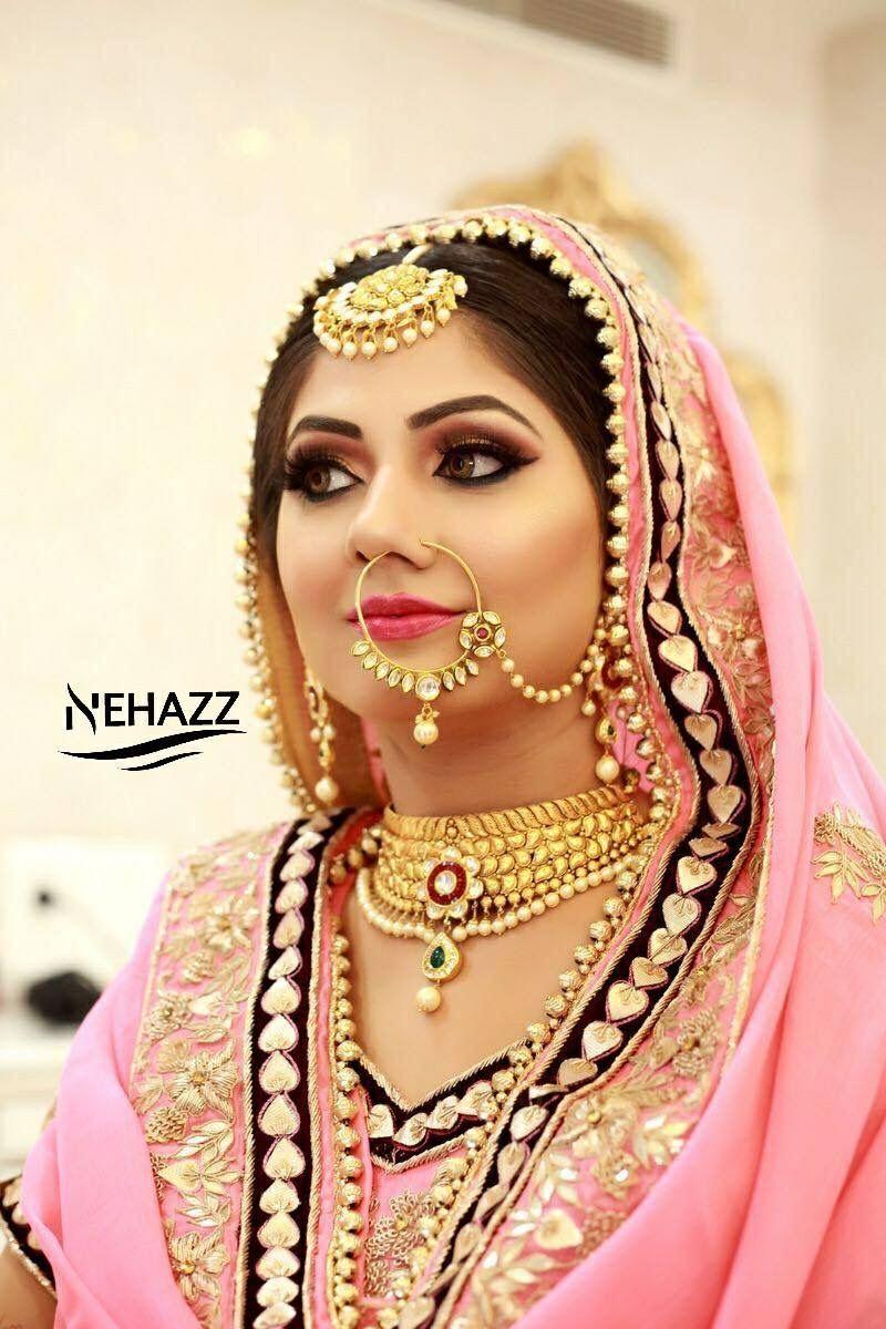 Pinterest • cutipieanu Indian bridal makeup