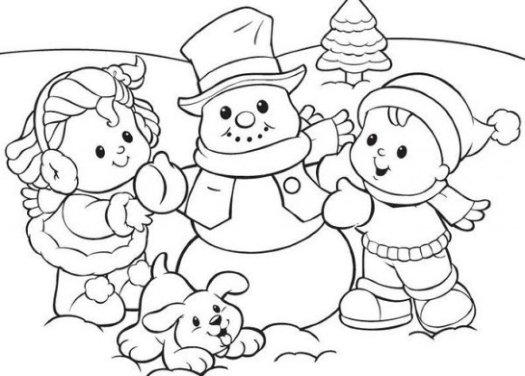 Image result for january coloring pages Snowman coloring