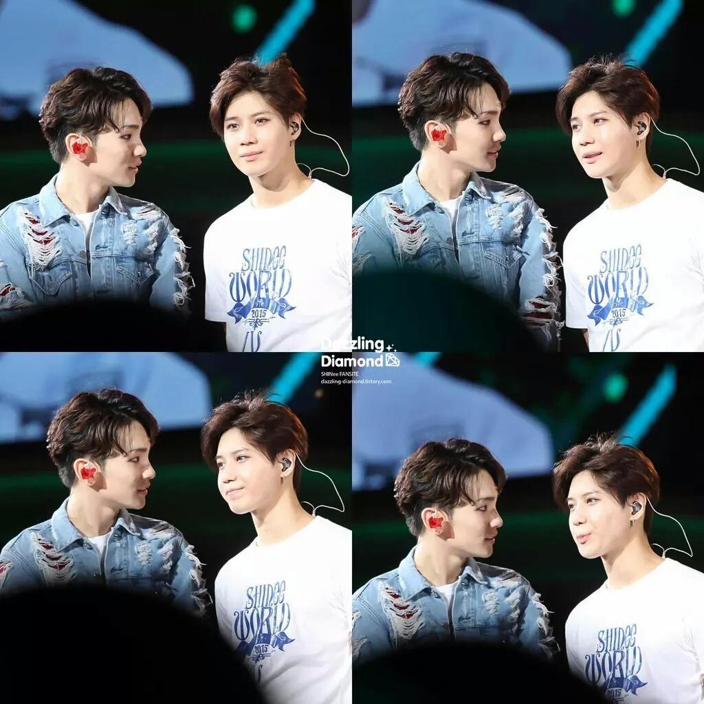Key and Taemin ❤