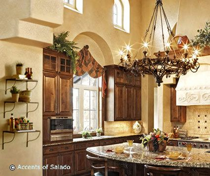 French Country Kitchen My dream house Pinterest Kiss music - French Country Kitchens