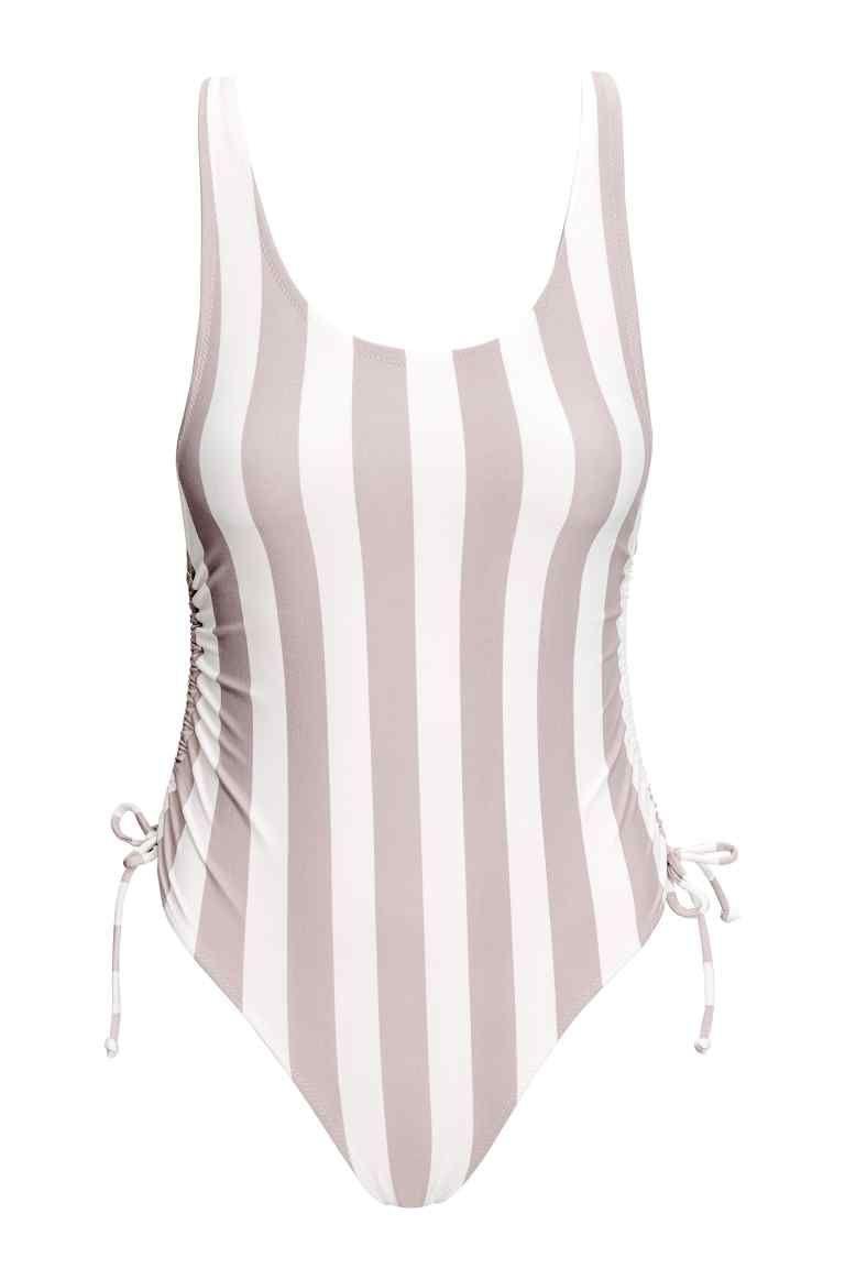 Badpak Kopen Hm.Badpak High Leg In 2019 H M Swimwear Swimsuits En Fashion