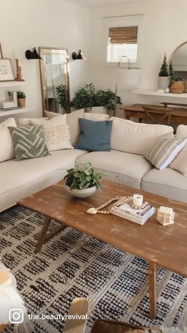 Photo of Boho Mid Century Modern Living Room Inspiration
