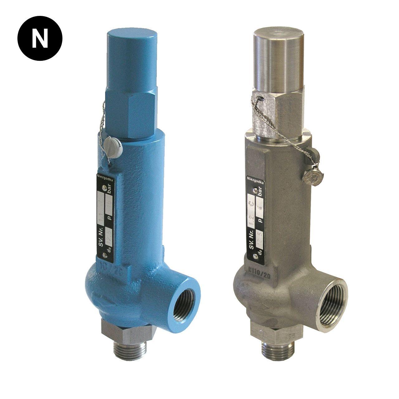 Niezgodka Type 1 Relief Valve Relief valve, Valve, Relief