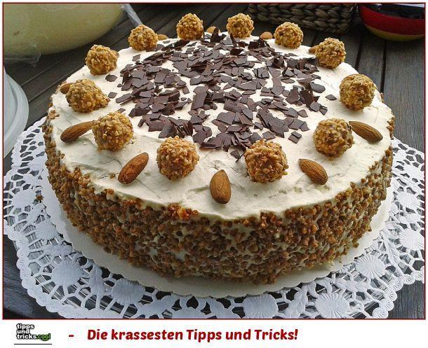 Giotto Torte Die Beste Und Einfachste Torte Der Welt Essen Und