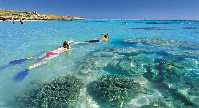 Coral Bay - a must-visit!