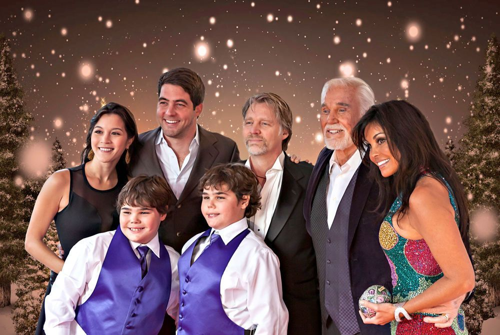 Image result for kenny rogers twin boys in 2019 | Country ...