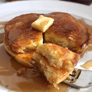 The BEST Keto Pancakes Recipe | Yummly -