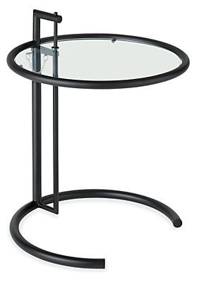 Eileen Gray End Table Eileen Gray Modern Classic And Chrome - Eileen gray end table