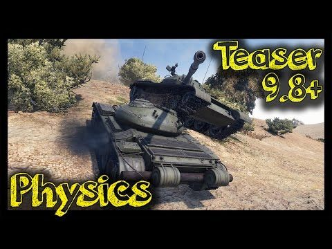 ▻ world of tanks: patch 9. 14 update new sounds, new physics.