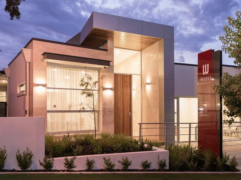 The stunning Monaco facade weeksbuildinggroup newhome homedesign