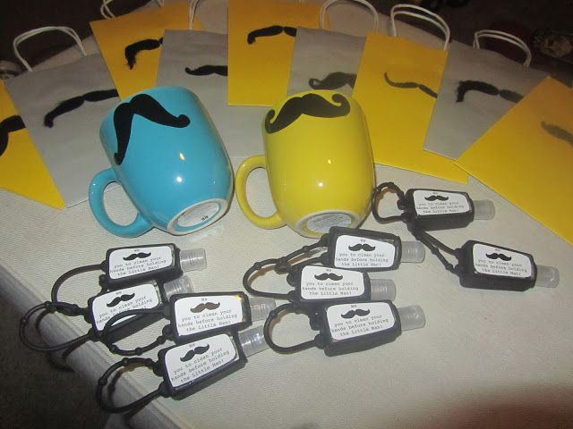 the chronicles of us: A Little Man's Mustache Bash Baby Shower {part 1}