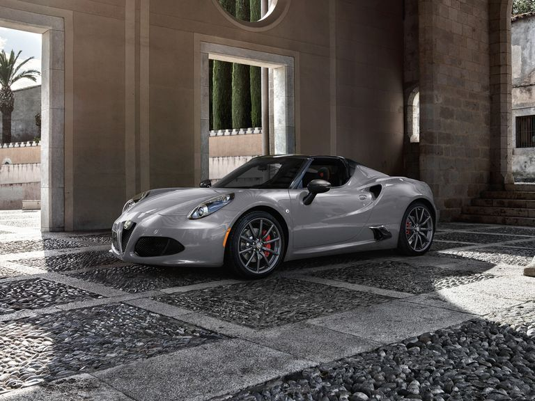 2020 Alfa Romeo 4C Review, Pricing, and Specs in 2020