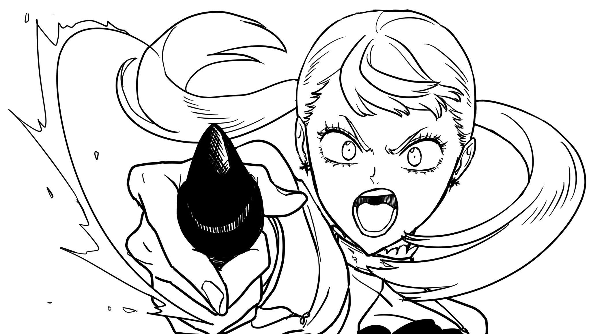 Pin by Puncake on Clover in 2020 Black clover anime