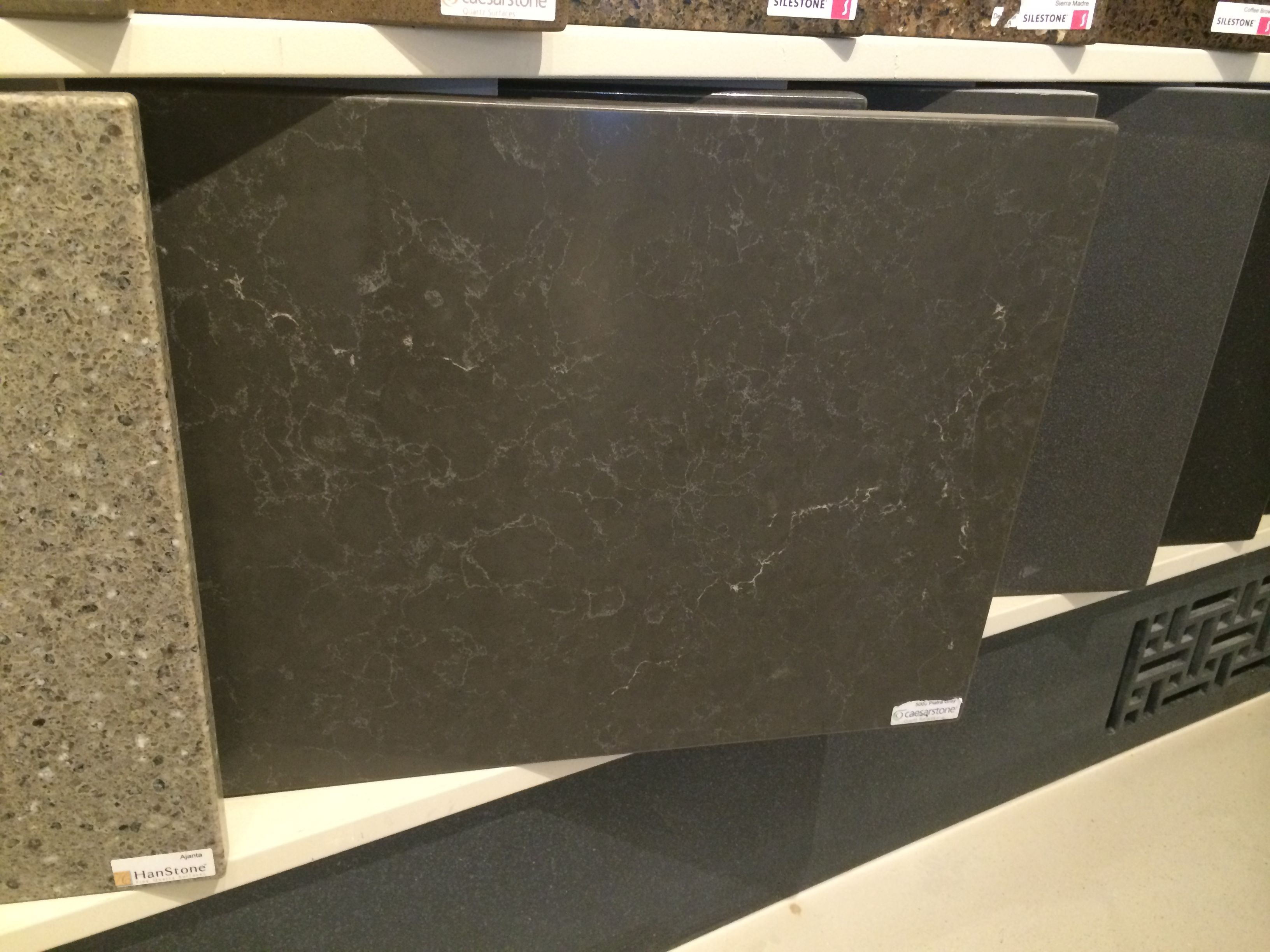 Caesarstone Countertop Thickness Caesarstone Quartz Piatra Grey 5003 For The Home