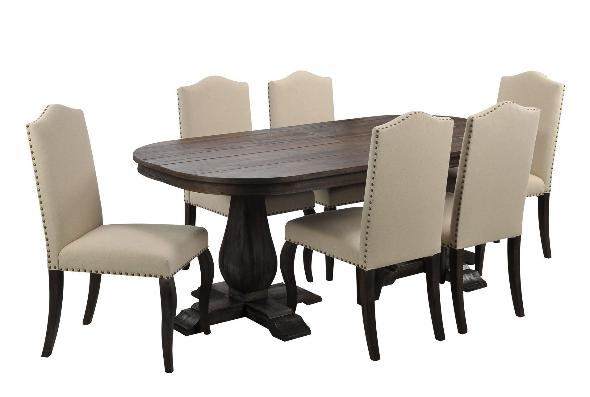 Diego 7 Piece Dining Set $1495 livingspaces