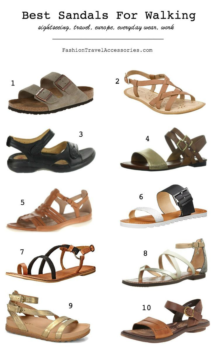 cc7ffaf2221e Best Sandals For Walking in Europe