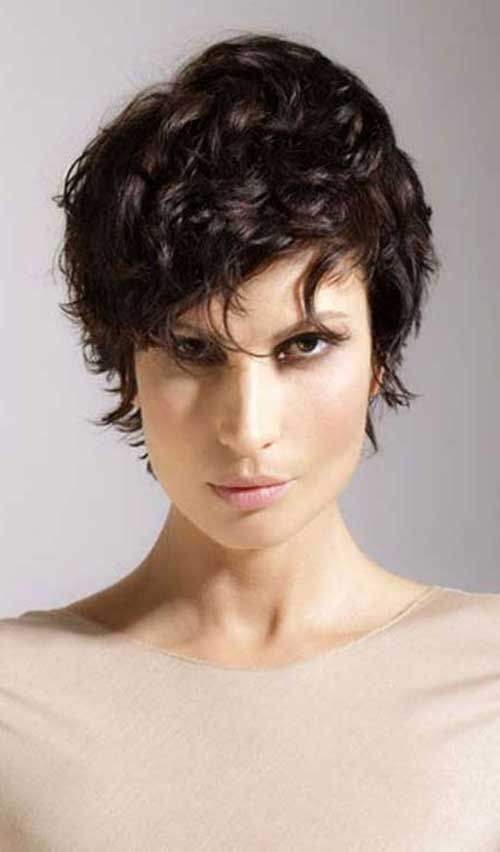 20 Short Curly Hairstyles 2015 2016 Hairstyles účesy