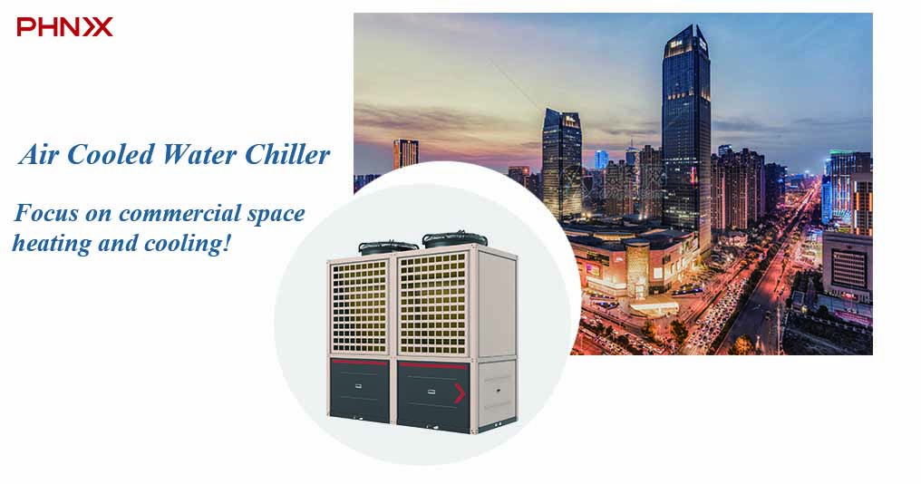 Phnix Air Cooled Water Chiller Featured With Energy Saving And
