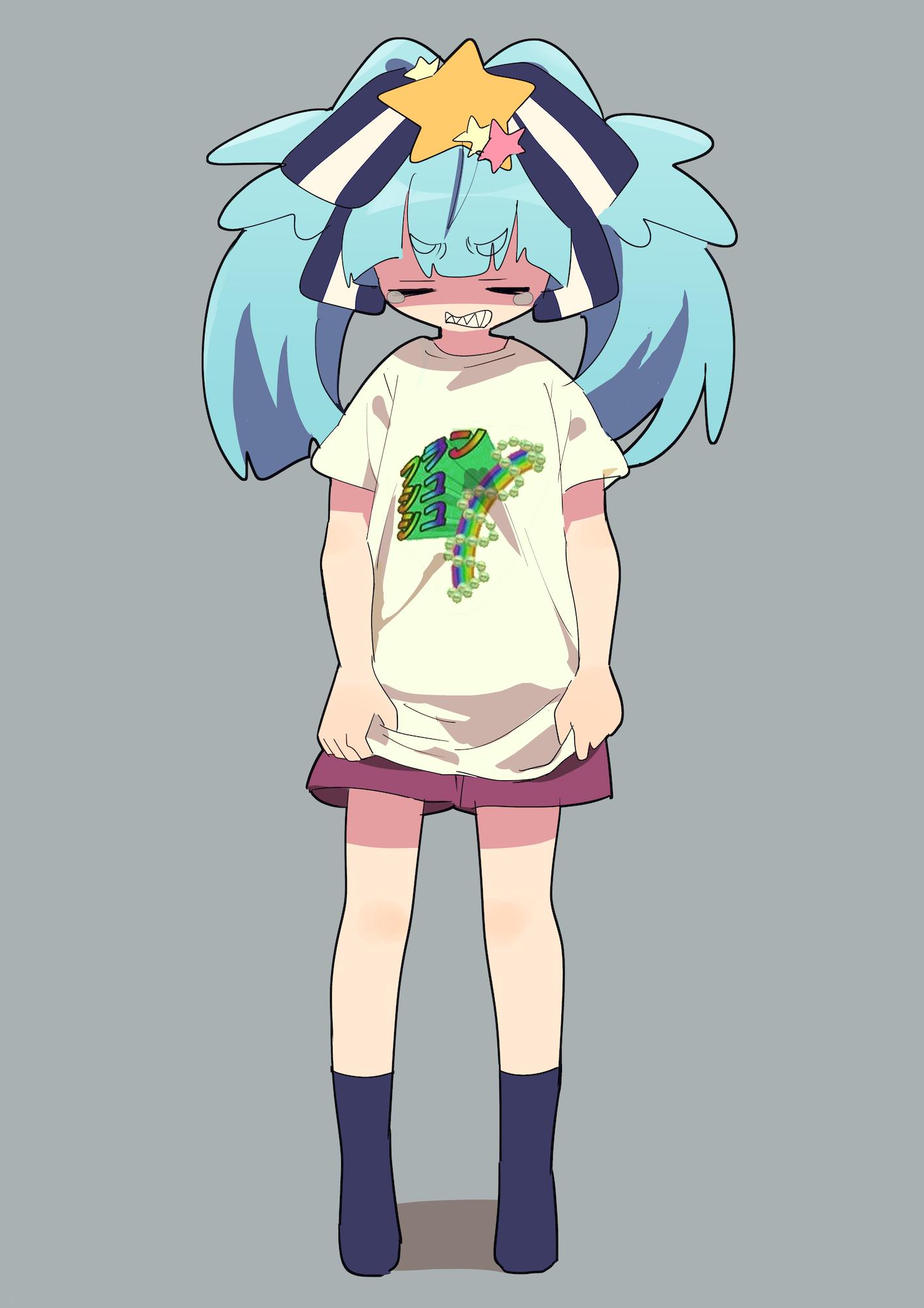 Lily Hoshikawa Anime zombie, Zombieland, Popular anime