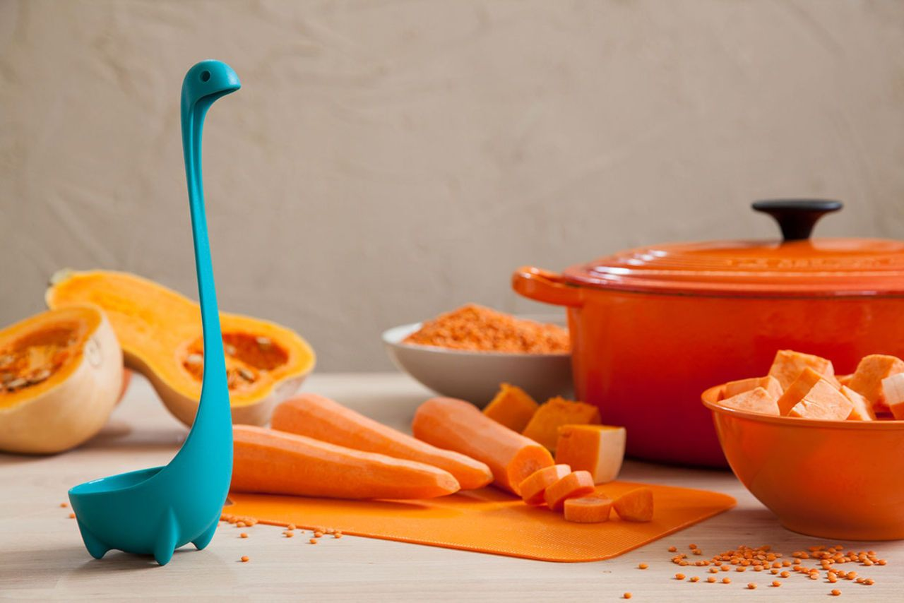 High Quality Cool Kitchen Stuff! Love The Nessie Ladle And Donu0027t Know Which Tea Infuser  Is Cooler!