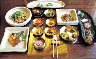 Cocina Coreana | Cocina Coreana Restaurante Coreano En Corea Corea Pinterest