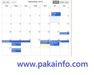 FullCalendar - Vuejs Event Calendar Component   VueJS   Event