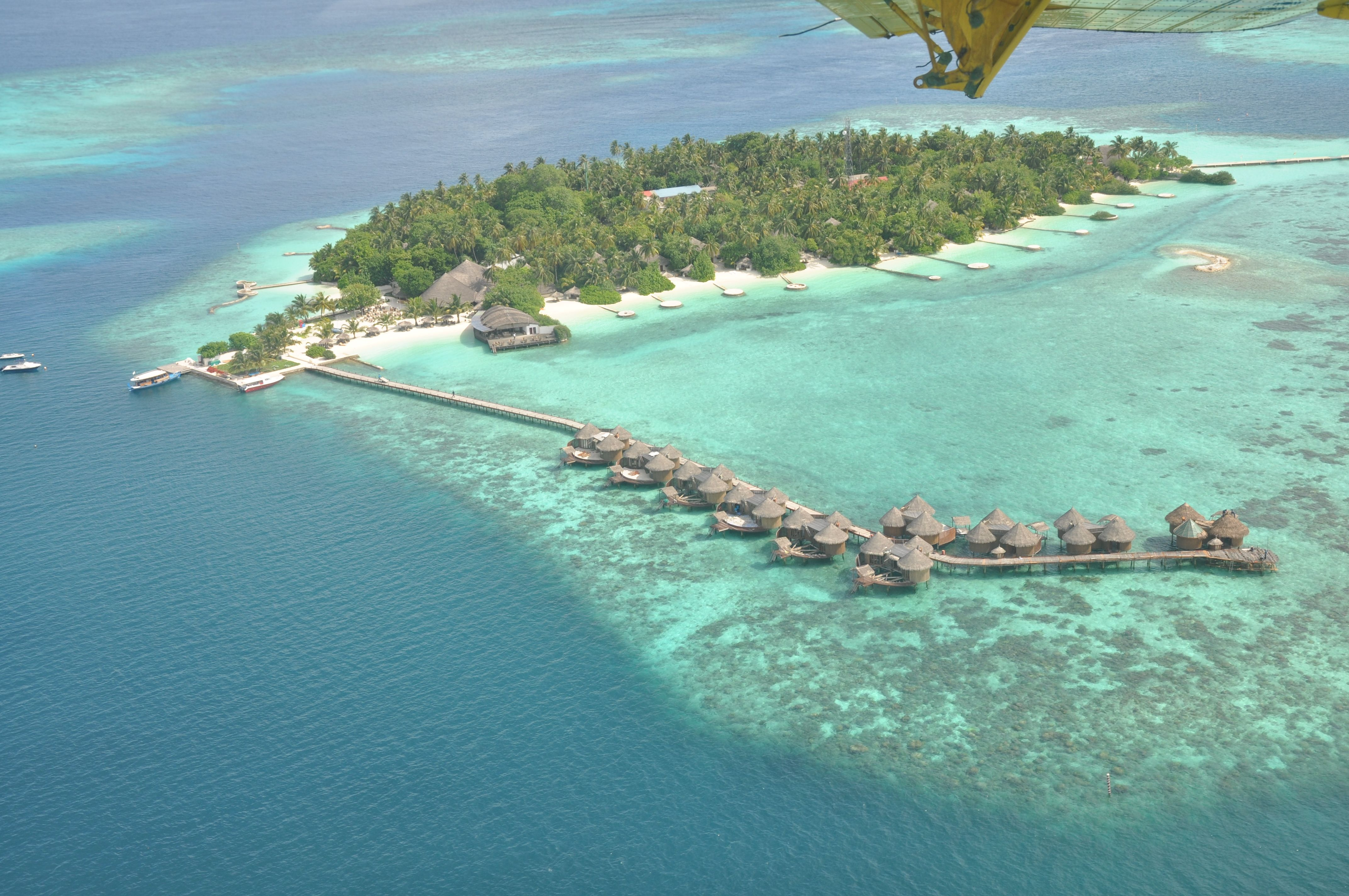 Nika island resort in ari atoll medhu uthuru