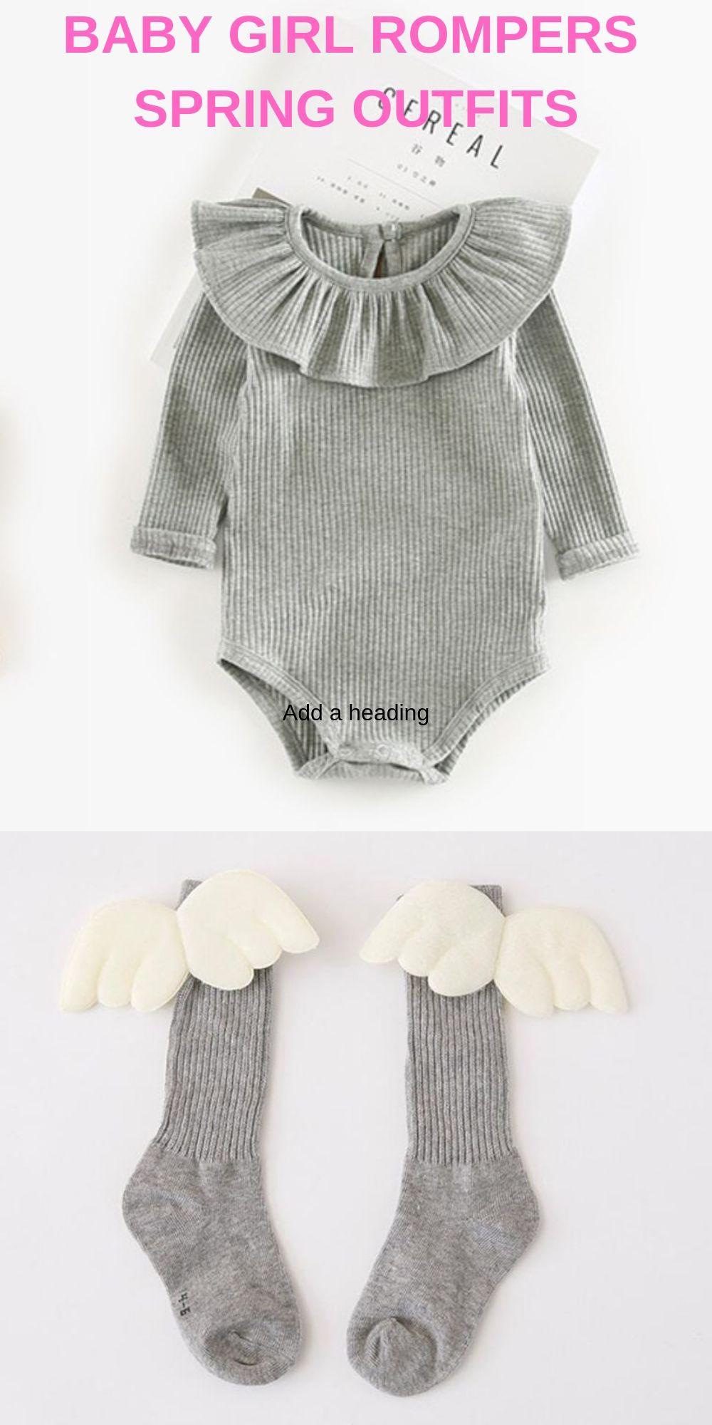 Pack of 5 TupTam Baby Girls Wrap Bodysuits Short Sleeve