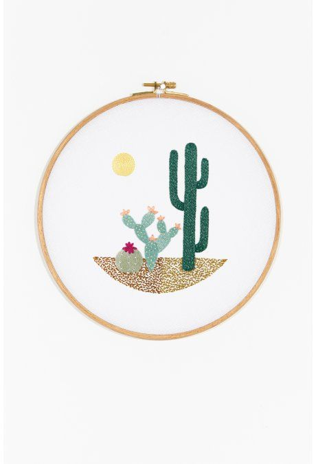 Free desert Pattern _embroidery
