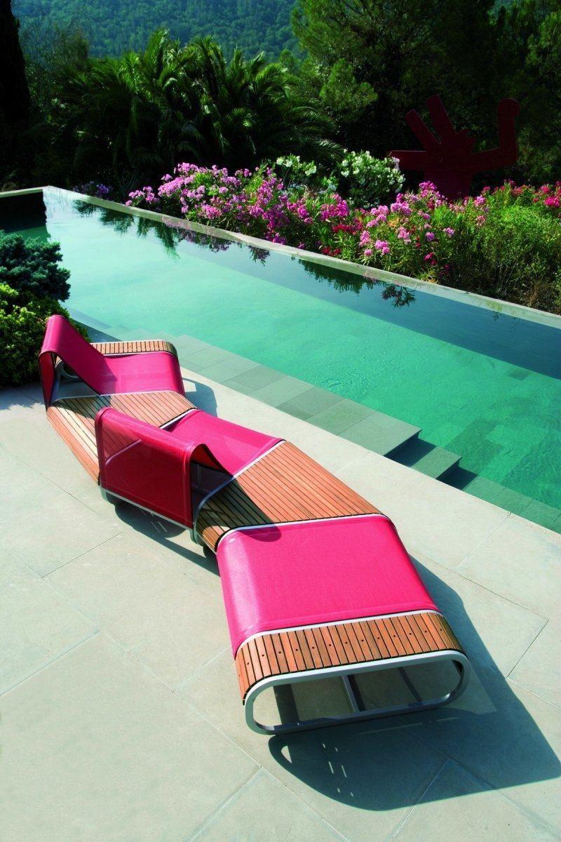 Gartenbank 65 Unglaubliche Modelle Und Fotos Moderne Lounge